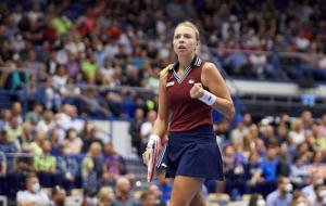 Контавейт выиграла турнир WTA в Остраве