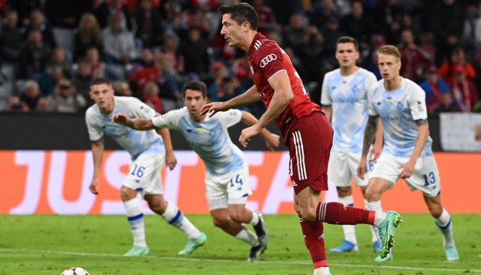 Бавария — Динамо. Видео голов и обзор матча