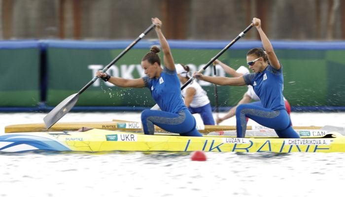 Україна виграла бронзу чемпіонату світу в каное-четвірці
