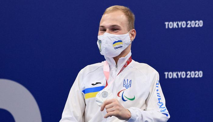 Плавець Остапченко виграв бронзу Паралімпіади-2020