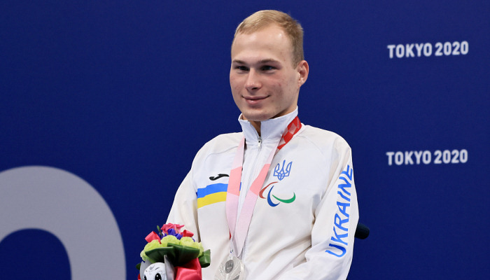 Украинец Остапченко стал паралимпийским чемпионом по плаванию