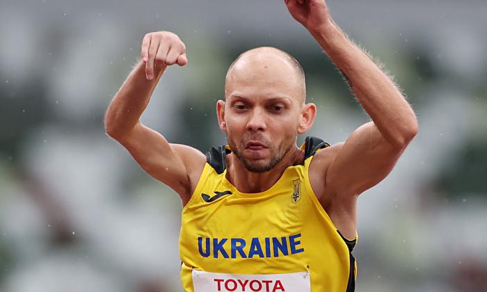 Загребельный и Помазан выиграли золото Паралимпиады в легкой атлетике