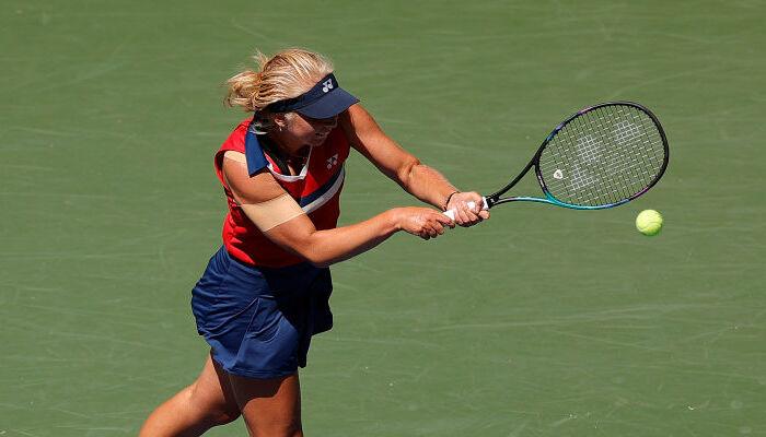 Таусон перемогла Остапенко в фіналі турніру WTA 250 в Люксембурзі