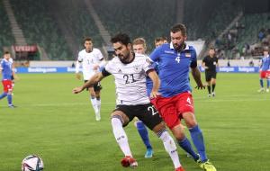 Лихтенштейн — Германия. Видео обзор матча за 2 сентября