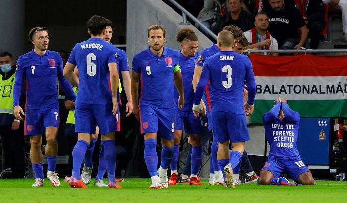 Англія впевнено перемогла Угорщину на виїзді у відборі на чемпіонат світу