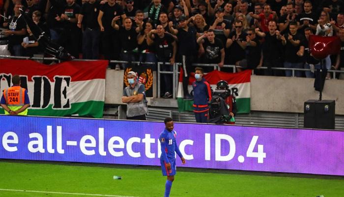 Венгрия проведет отборочный матч ЧМ-2022 без зрителей из-за расизма фанатов на игре с Англией