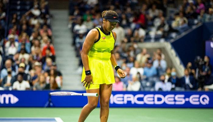 Осака решила сделать паузу в теннисной карьере