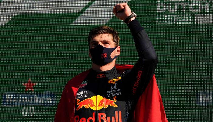 Общий зачет Формулы-1. Ферстаппен вернул себе лидерство и опережает Хэмилтона на три очка