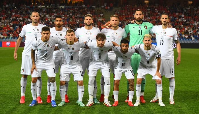 Италия — Литва когда и где смотреть трансляцию матча отбора на ЧМ-2022