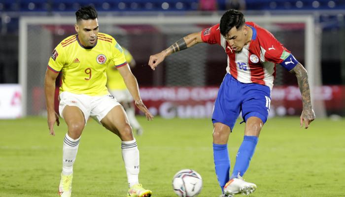 Відбір на ЧС-2022. Перемога Уругваю, нічия Парагваю і Колумбії