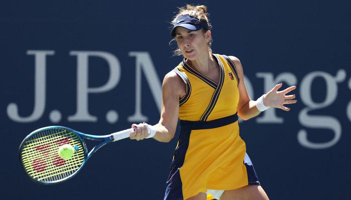 Бенчич победила Швентек на пути в четвертьфинал US Open
