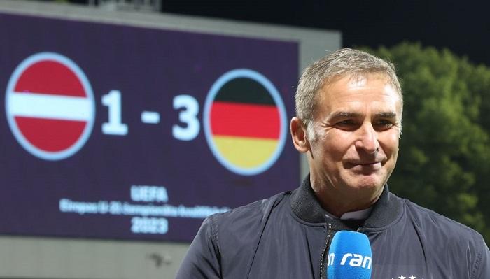Німець Кунц очолив збірну Туреччини. На посаду претендував Шевченко