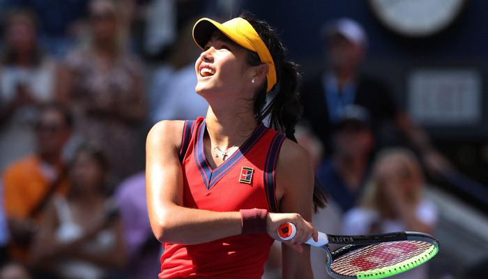 Радукану победила Бенчич в четвертьфинале US Open