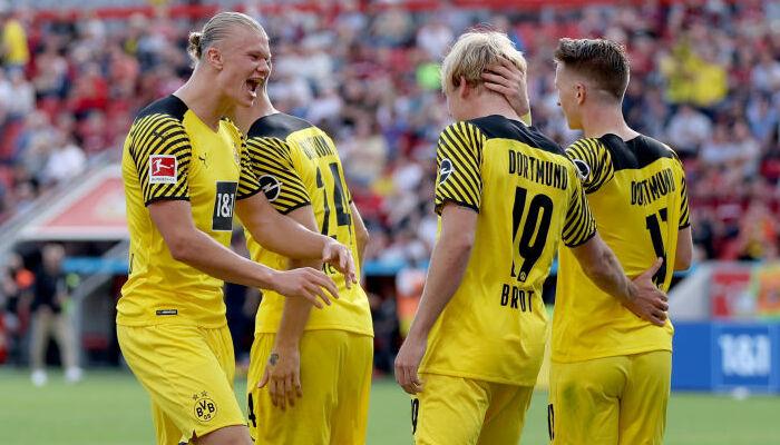 Боруссія Д здобула вольову перемогу над Байєром в неймовірному матчі з сімома голами