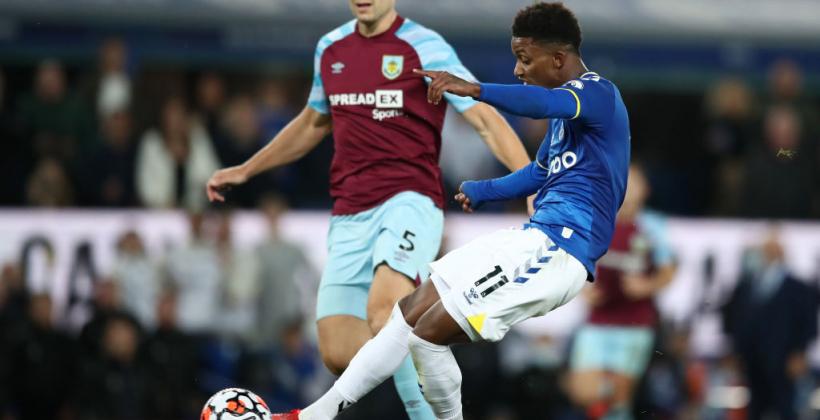 Эвертон обыграл Бернли, забив три гола за шесть минут