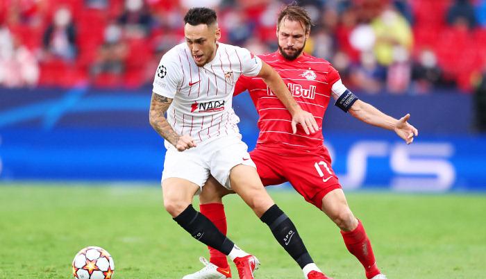 Севилья и Зальцбург сыграли вничью в матче с четырьмя пенальти