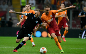 Лацио уступил Галатасараю в 1-м туре Лиги Европы