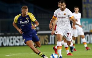 Рома несподівано поступилася Вероні в матчі в п'ятьма голами