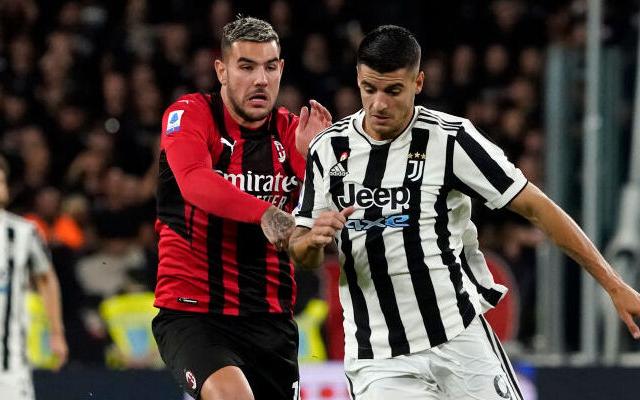 Ювентус и Милан расписали результативную ничью в Турине