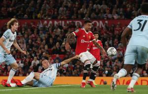 Манчестер Юнайтед – Астон Вилла где смотреть в прямом эфире трансляцию чемпионата Англии. Setanta