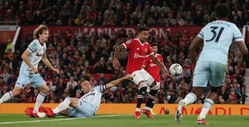 Манчестер Юнайтед – Астон Вилля где смотреть в прямом эфире трансляцию чемпионата Англии