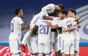 Реал розгромив Мальорку в Мадриді