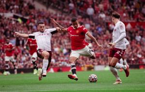 Манчестер Юнайтед — Астон Вилла. Видео обзор матча за 25 сентября