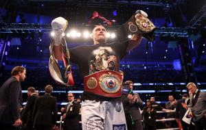 Усик решением судей победил Джошуа и стал новым чемпионом мира в супертяжелом весе