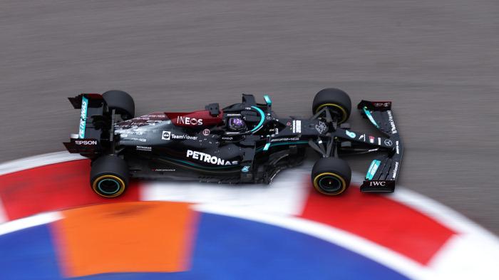 Гемілтон став переможцем Гран-прі Росії, Ферстаппен фінішував другим