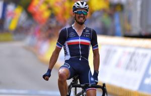 Алафилипп стал чемпионом мира в групповой велогонке