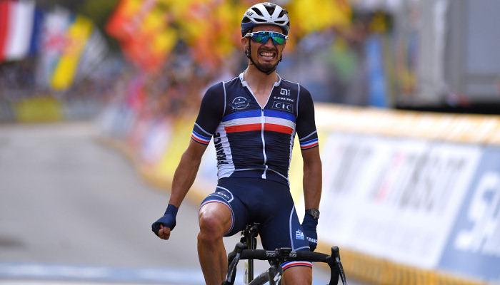 Алафіліпп став чемпіоном світу в груповій велогонці