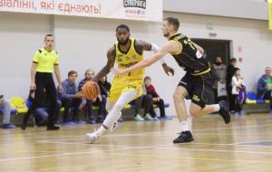 Київ-Баскет обіграв Тернопіль на старті Суперліги