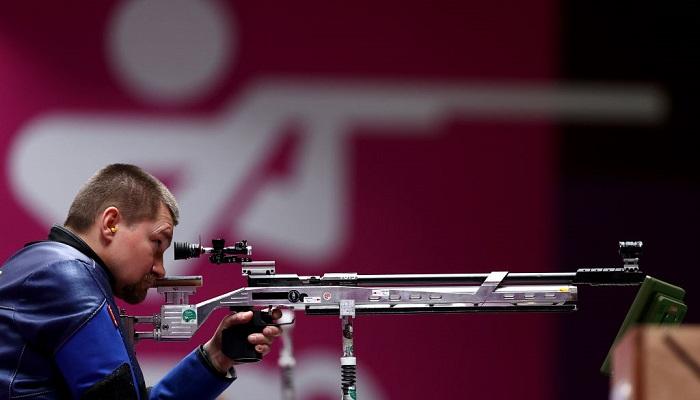 Украинец Ковальчук завоевал «бронзу» Паралимпиады в пулевой стрельбе