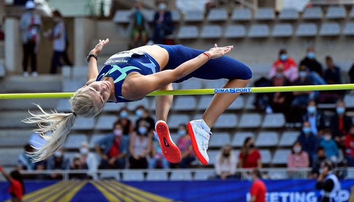 Левченко виграла бронзу на змаганнях Континентального туру в Берліні