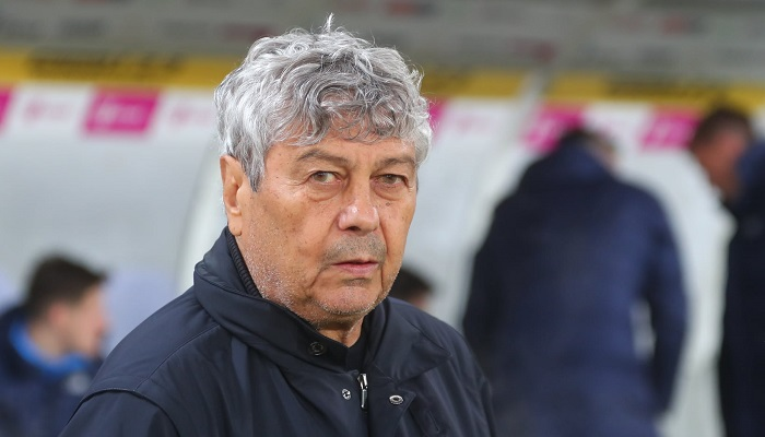 Луческу — о еврокубковой весне: Это будет очень тяжело, у Динамо самая сложная группа