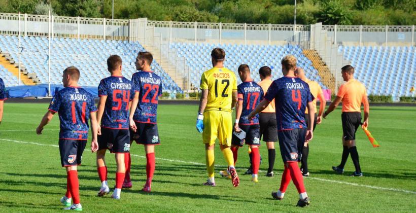 Друга ліга. 7-й тур. Миколаїв зіграє з Полтавою