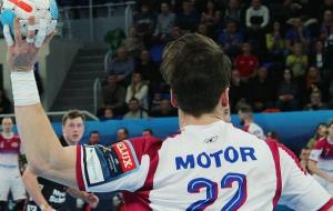 Мотор виграв у Порту в першому матчі гандбольної Ліги чемпіонів