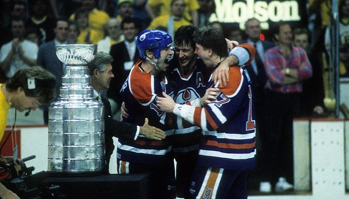 Эдмонтон выведет из обращения четвертый номер шестикратного чемпиона НХЛ Лоу