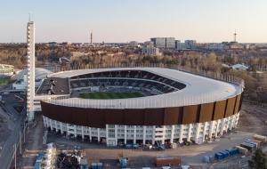 Стадіон в Гельсінкі на матчі Фінляндія – Україна дозволили заповнити на 90%