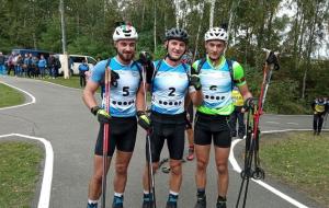 Підручний виграв гонку переслідування на літньому чемпіонаті України з біатлону