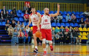 Суперліга: Прометей розгромив Київ-Баскет, перемоги Дніпра та Запоріжжя