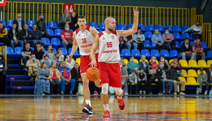 Прометей виграв домашній передсезонний турнір