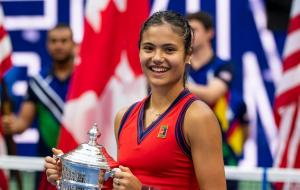 Радукану прекратила сотрудничество с тренером после победы на US Open