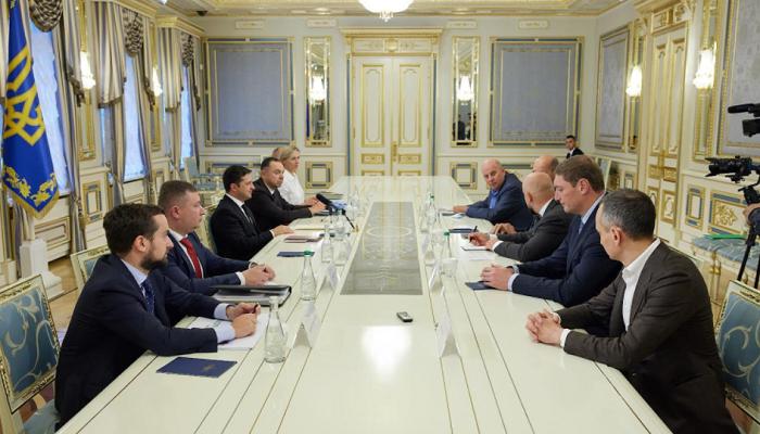 Зеленський, Бродський і Демірель обговорили можливість проведення Євробаскету-2025 в Україні