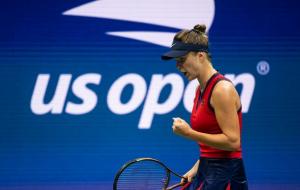Поразка Світоліної від Фернандес на US Open (відео)
