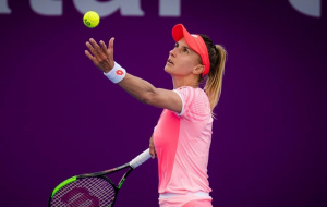 Цуренко вийшла до другого раунду турніру в Москві