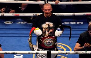Усик – третій український чемпіон світу у надважкій вазі