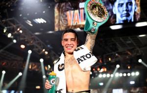 Победа Вальдеса над Консейсао в чемпионском бою (видео)