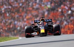 Ферстаппен начнет гонку в Сочи с последней позиции
