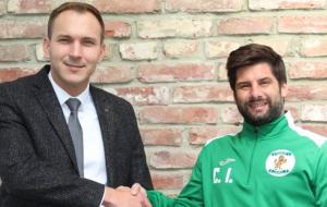Новым тренером Карпат из Галича стал испанец Карлос Инарехос